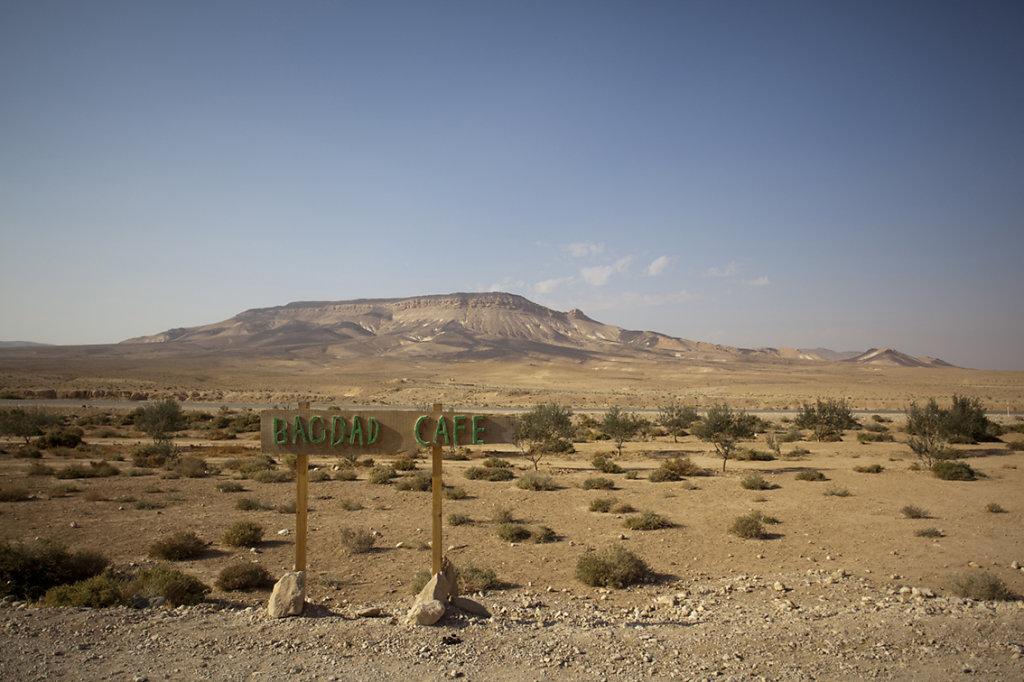 Syrien Weg nach Palmyra