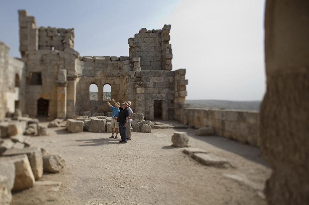 Syrien San Simeon Basilika