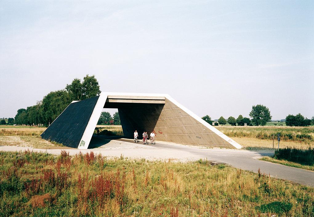 Die Bundesstraße Nr. 1